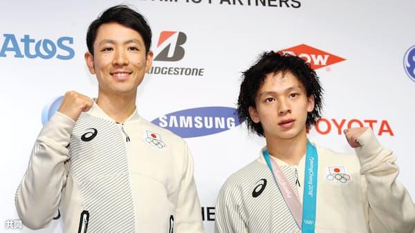 スノボ平野、東京五輪挑戦も 追加種目スケートボードで