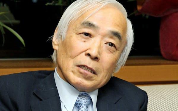 石弘光氏                                                     元政府税制調査会会長