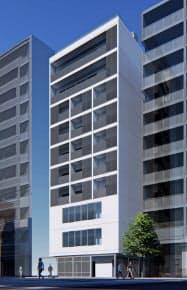投資先の施設は10階建て(イメージ)