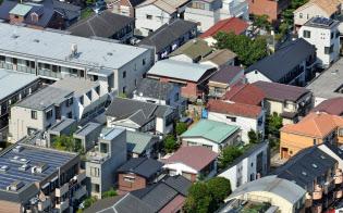 日本の住宅の価値はあまり上がっていない