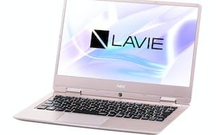 NECパーソナルコンピュータ「ラヴィ・ノート・モバイル」