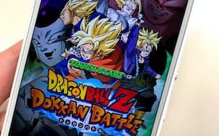「ドラゴンボールZ ドッカンバトル」は世界で2億ダウンロードを超える大ヒットに