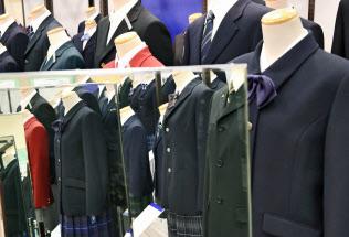 制服価格は9年で5000円ほど上昇した