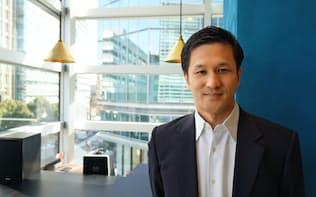 VISITS Technologies(ビジッツテクノロジーズ)の松本勝社長