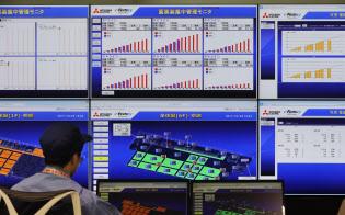 三菱電機は知財戦略に磨きをかける(名古屋市東区)