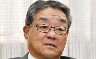 日本特殊陶業 尾堂真一会長兼社長
