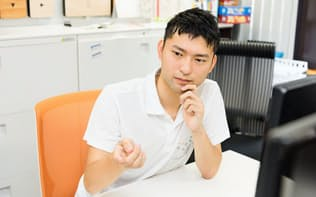 「理論よりも実践あるのみ」とAidemyの石川聡彦社長は話す