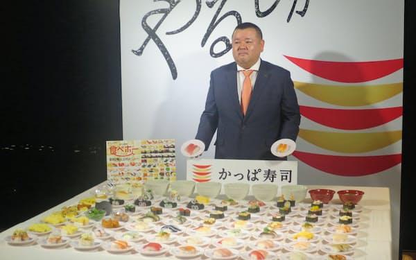 コロワイドがかっぱ寿司を買収してから3人目の社長の大野氏は就任からわずか11カ月で辞任した