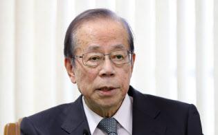 福田康夫元首相