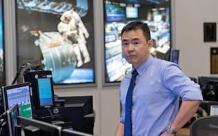 日本人2人目の国際宇宙ステーション船長となる宇宙飛行士の星出彰彦さん=JAXA提供