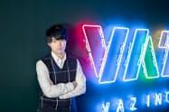 VAZの森泰輝社長は就職活動支援に事業の幅を広げている