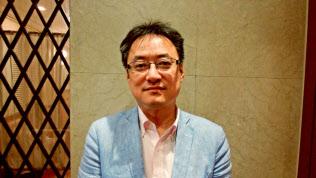 北海道大学の遠藤乾教授