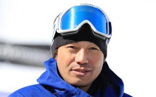 スノーボード日本代表の二星謙一ヘッドコーチ