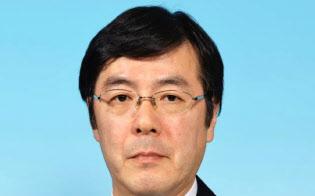 神戸製鋼所の次期社長昇格が決まった山口貢副社長