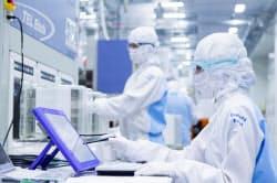 製造業を中心に半導体製造装置への投資が活発だった