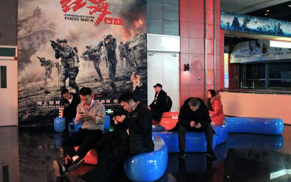 中国・香港合作の「紅海行動」は中国本土で大ヒットとなった。
