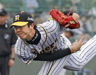 阪神、先発投手底上げのカギ握る若手の躍動: 日本経済新聞