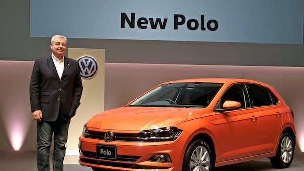 VW、小型車「ポロ」全面改良 室内広く機能は充実
