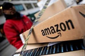 アマゾンはネット通販とクラウド事業を柱に成長期待が強い=ロイター