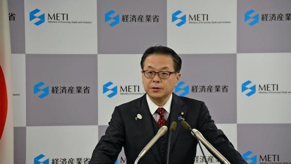 米鉄鋼輸入制限、日本も対象「極めて遺憾」 経産相