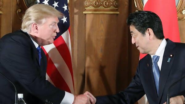 相次ぐ米高官辞任 日米、危うい首脳頼み