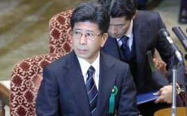 佐川宣寿前国税庁長官