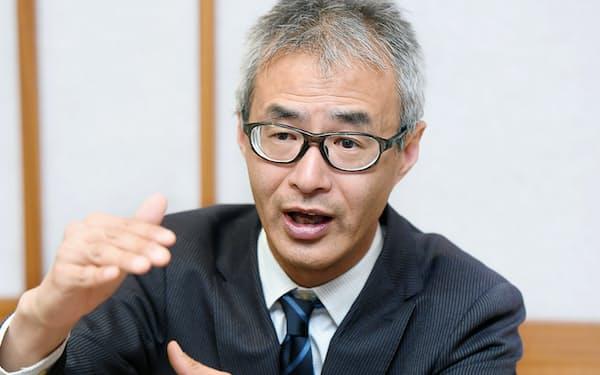 みなと・みちお 1962年大阪市生まれ。早稲田大からオリエント・リース(現オリックス)入社。2011年にオリックス野球クラブに入り、企画事業部長や専務を経て18年1月、社長に就任。京セラドーム大阪の運営会社である大阪シティドームの社長も務める。
