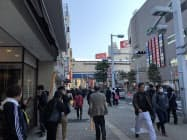 JR船橋駅前は県内商業地で最も上昇率が高かった