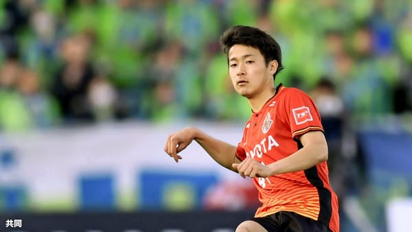 Jリーグで若手躍動 東京五輪へ世代交代の予感