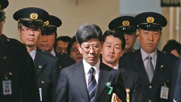 佐川氏、証言拒否50回連発 森友問題真相見えず