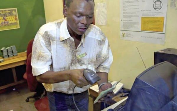 NECは南アフリカで指紋認証を活用した国民IDシステムを納入している