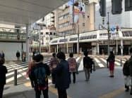 福井市では商業地の平均地価が26年ぶりに上昇した
