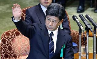 佐川氏の3月27日の参院予算委での証人喚問