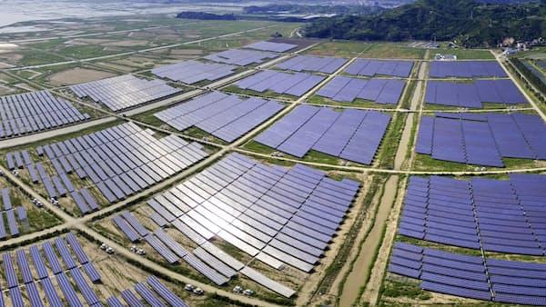 富士通など10社、電力全て再生エネに 10~30年で