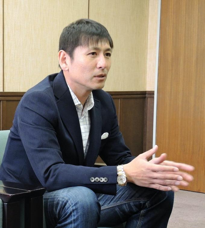 中田浩二氏「常に挑戦」 筑波大大学院に進学: 日本経済新聞