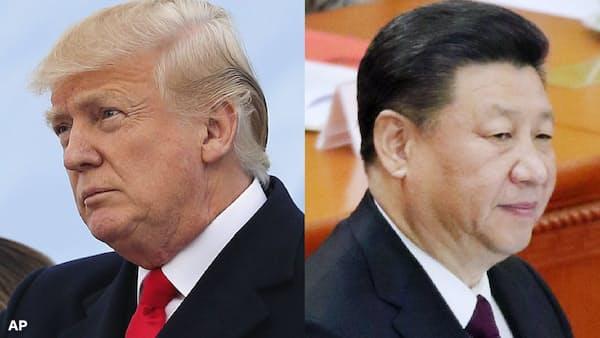 中国、米国との貿易協議を拒否 米報道