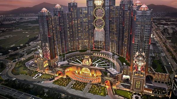 香港メルコ、日本でのカジノ建設に投資額1兆円超