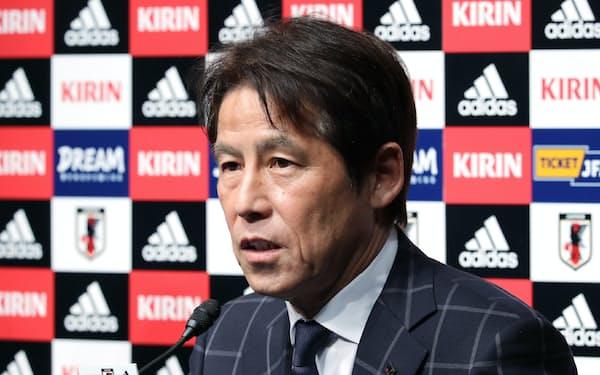 「日本化したフットボール」を西野監督はどう表現しようとしているのか