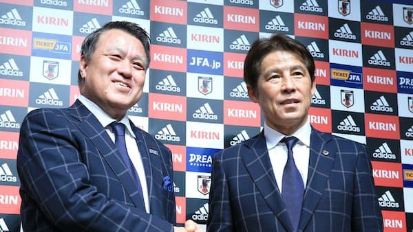 サッカー日本、今こそ総力戦でロシアへ