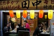 串カツ田中は6月から160店で全面禁煙にする(東京都中央区)