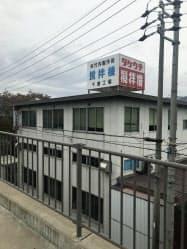竹内製作所の撹拌機製造事業をエムケー精工が取得する(坂城町の工場)