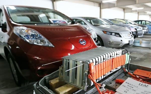 コバルトは電気自動車向けの需要が旺盛だ