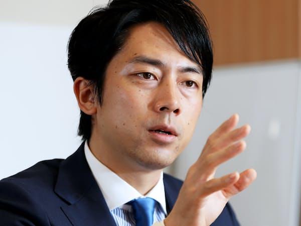 小泉進次郎・衆議院議員 インタビュー