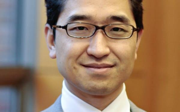 早大法学学術院の上野達弘教授