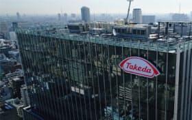 武田薬品工業は買収で合意した
