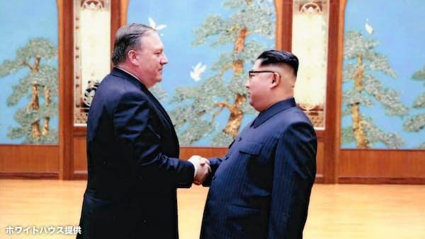 米国務長官にポンペオ氏が正式就任