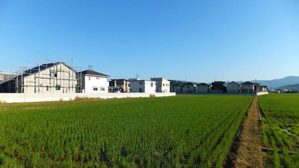 和歌山市の衝撃 郊外開発の規制強化再び