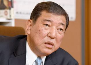 石破茂 自民党元幹事長
