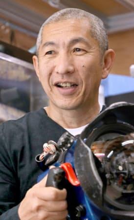 うちやま・りゅう 1962年東京都生まれ。東海大学海洋学部卒。図鑑「カラー名鑑 日本の淡水魚」で一部の写真を担当し注目される。99年、和歌山県白浜町に移住。代表作は写真集「大山椒魚」「アユ 日本の美しい魚」。
