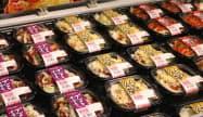 中食市場の拡大とともに食品トレーの需要も高まっている